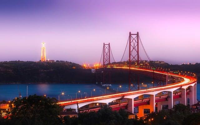 Lisbon, Portugal:  European countries to take your hustle to