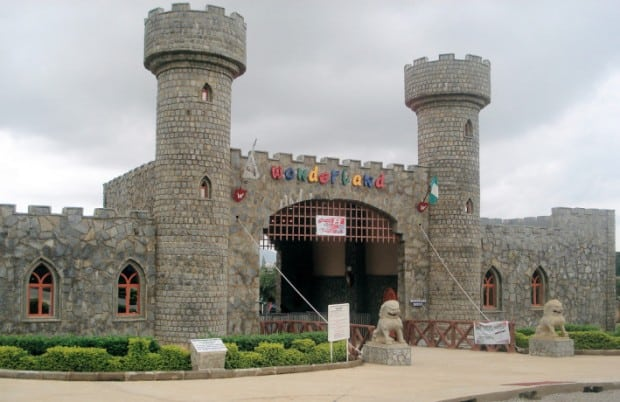 Wonder land Amusement park: Beautiful places in Nigeria