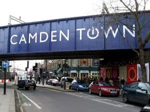London, Uk: 11 Free Things To Do In Camden Town
