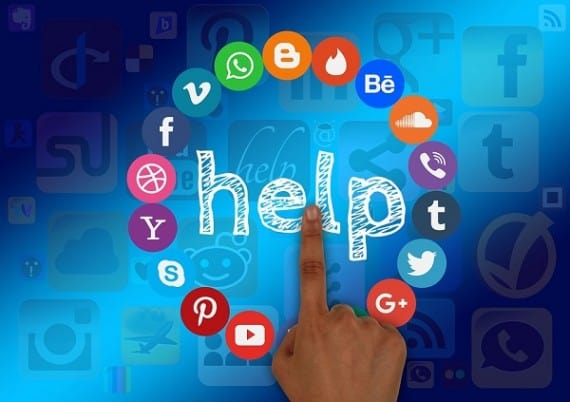 Take advantage of your social media when searching for the jobs from Nigeria