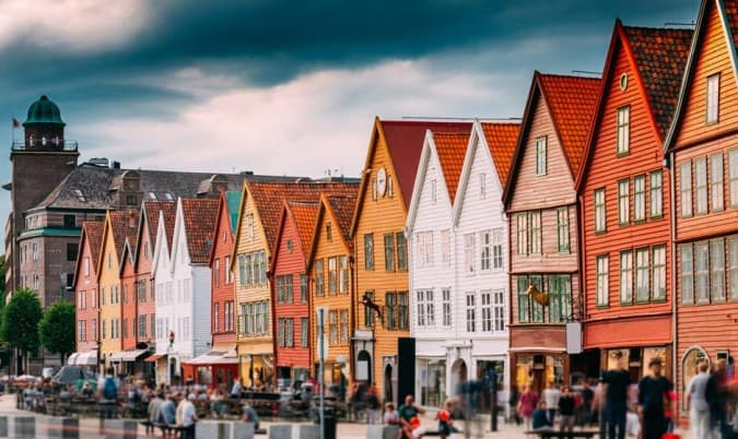 how to get accommodation in norway for students