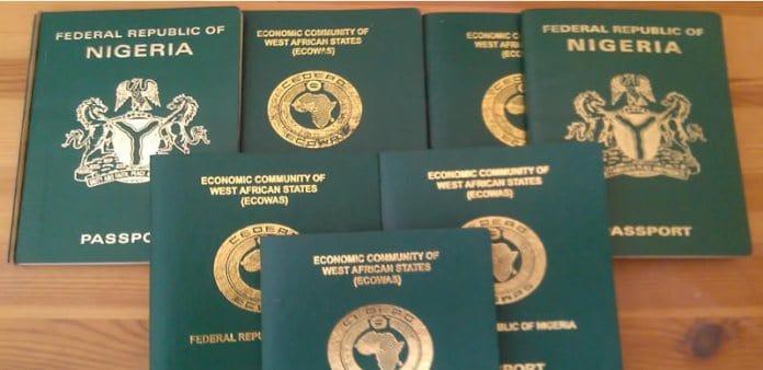 change of name on International passport in Nigeria