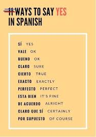 Spanish language ...
