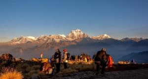 Poon Hill Trek in November and December