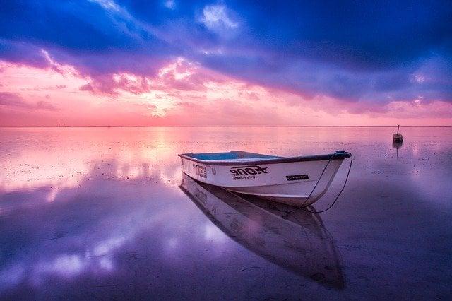 Hauling boats
