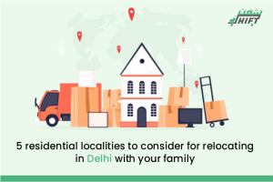 5 residential localities to consider for relocating in Delhi with your family