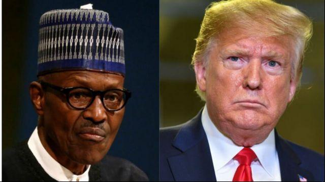 Nigeria sanctions U.S in retaliation for U.S travel ban