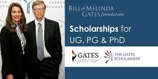 Bill And Melinda Gate Scholarship 2021