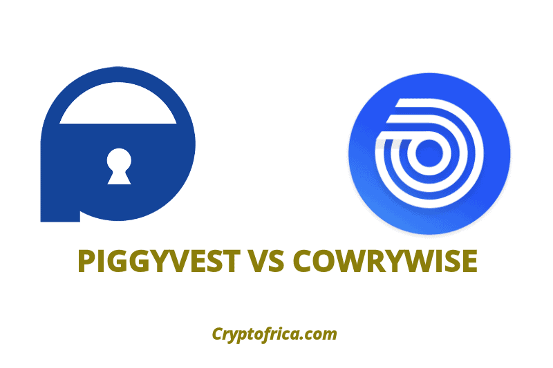 COWRYWISE VS PIGGYVEST, what you should know before investing your money