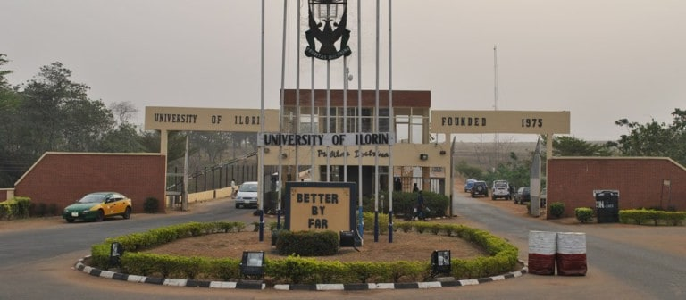 University of Ilorin is a federal university that is very old