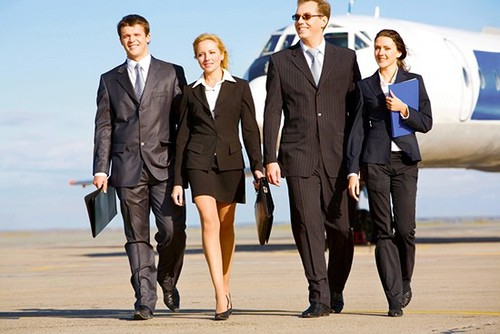 Cutting down business travel costs
