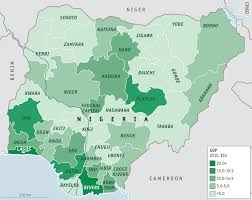 Image result for gdp by states in nigeria