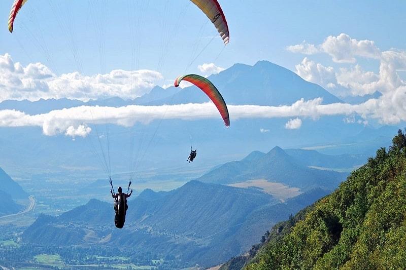 adventure activities in India