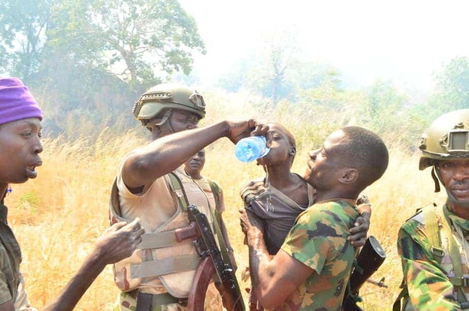 The Nigerian Army Salaries and Salary Structure
