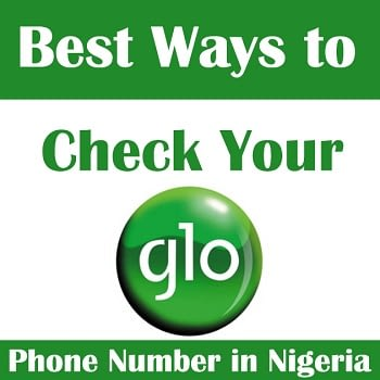 How To View Your Number Visit on The Glo Self-care Portal