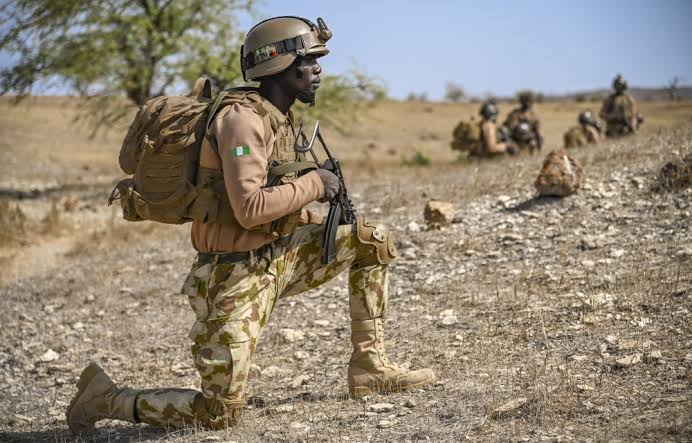 Brief History Of The Nigerian Army