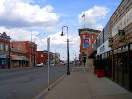 Lacombe is one of the best cities in Alberta