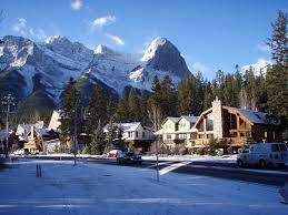 Canmore Alberta is one of the best places to live in Canada