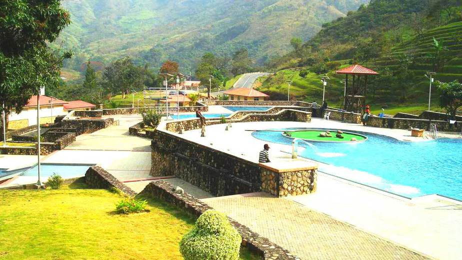 Obudu mountain is one of the best hangout spots in Calabar.