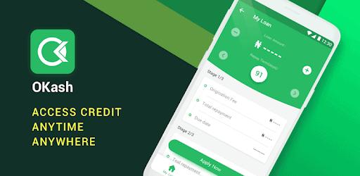 OKash loan Best Loan Apps in Nigeria