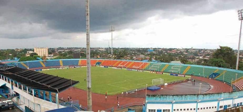 U.j Esuene Stadium, Calabar