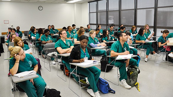 The Nigerian Schools Of Nursing Admission Requirements