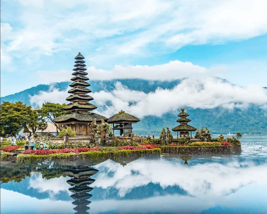 Wonderful nature in Bali