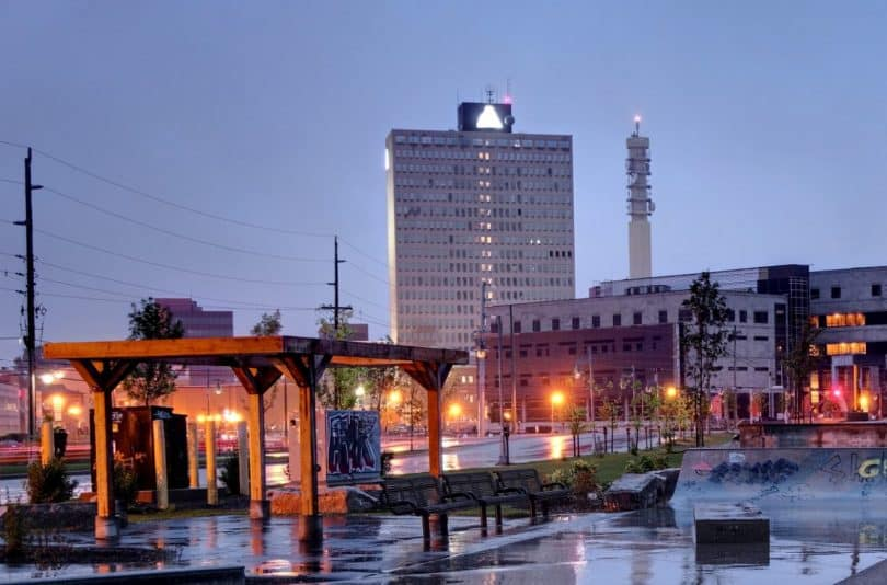 Moncton isone of the best places to live in Brunswick