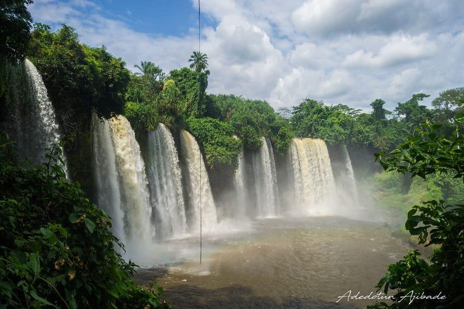 Agbokim Waterfall calabar