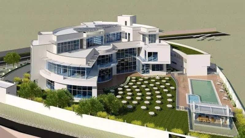 Folorunsho Alakija's Mansion is the most expensive house in Nigeria