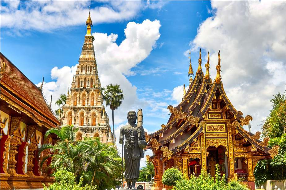 Rich culture and architecture of Thailand