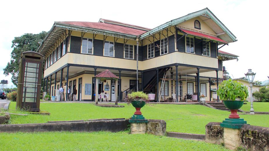 National museum is a nice in Calabar