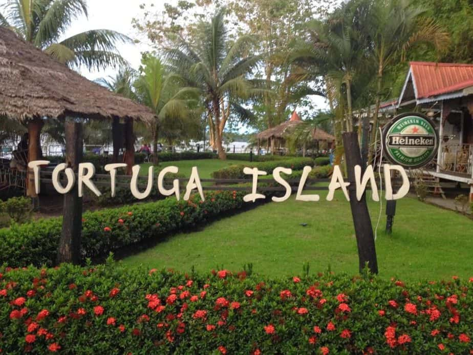 Tortuga Island is a unique hangout spot in Calabar