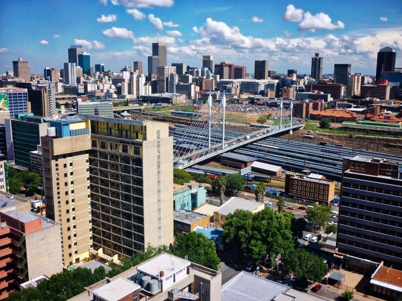 The capital of Gauteng is Johannesburg.