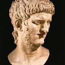 Emperor Nero of the Roman empire