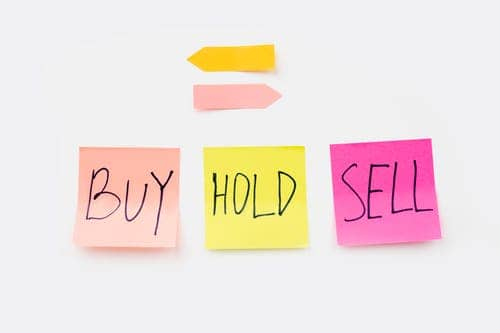 deciding between forex or stock exchange, when to buy, hold or sell