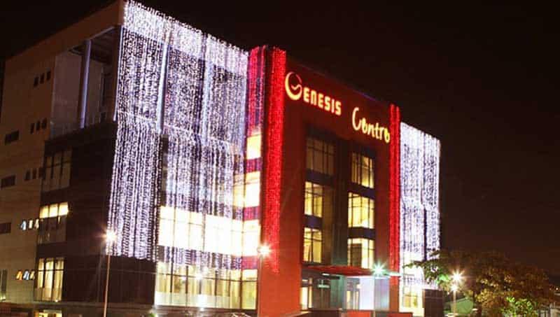 Deluxe Cinema Complex, Ikeja is one top hangout spot in Lagos Mainland