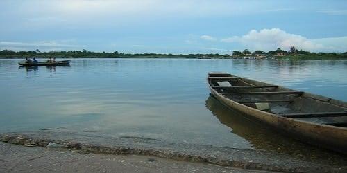 second best hangout spot in Owerri is Oguta Lake Owerri