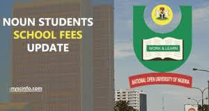 School fees for National Open University of Nigeria