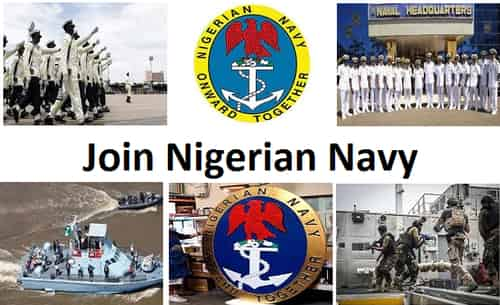 HOW TO JOIN THE NIGERIAN NAVY AS A NON-GRADUATE