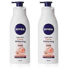 Nivea Extra Whitening cream for fair skinned people