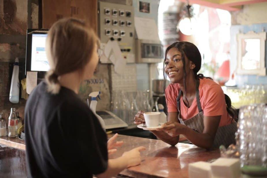 Start a coffee shop business