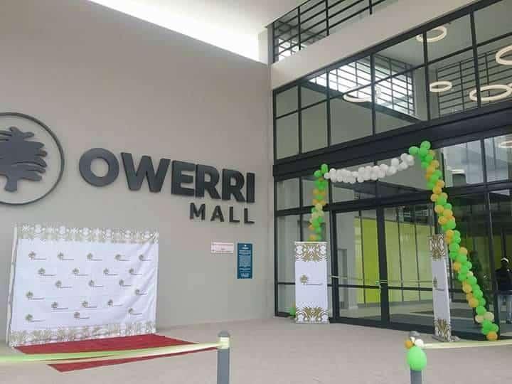 Owerri mall