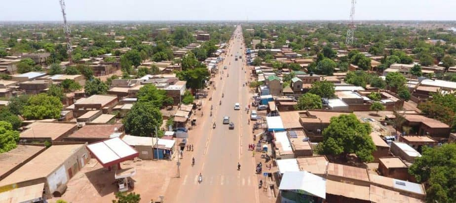 Burkina Faso is a Visa Free country for Nigerians