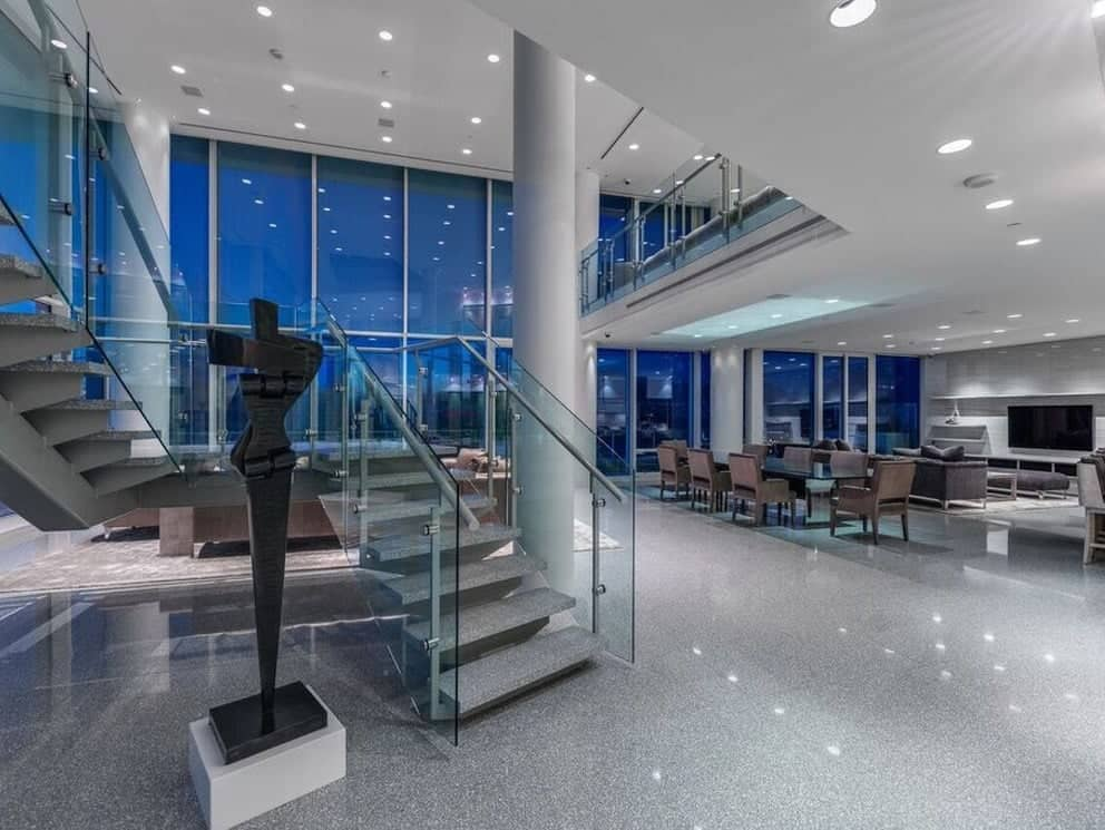 Penthouse 2 - West Cordova Street, Vancouver is one of the most expensive houses in Canada