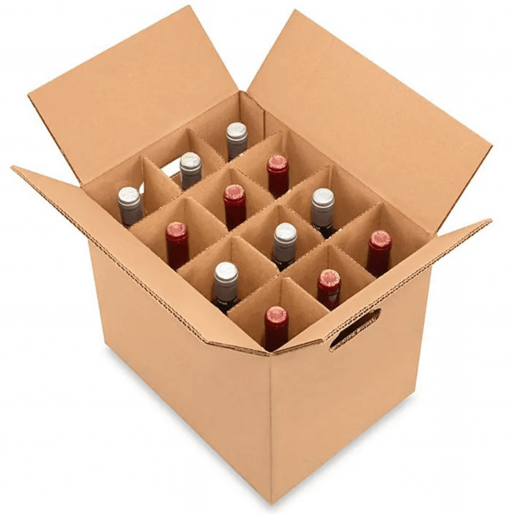 How many bottles of wine are there in a case