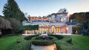 Most expensive houses in Canada
