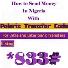 Polaris Bank Ussd Code