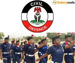 Nigeria civil defense salary structure