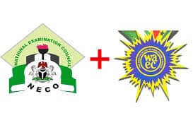 Universities that accept two sittings and NECO/WAEC combination